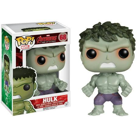 Marvel Avengers: Age of Ultron Pop! Vinyl Bobblehead Savage Hulk [Exclusive]
