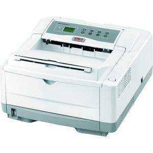 Oki B4600 Led Printer   Monochrome   600 X 2400 Dpi Print   Plain Paper Print   Desktop   27 Ppm Mono Print   A4  A5  A6  Letter  Legal  Executive  B5  C5 Envelope  Dl Envelope  Com 9 Envelope  C