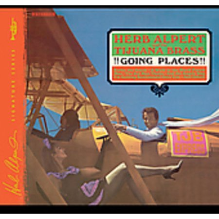 [Herb Alpert & the Tijuana Brass] Going Places Brand New