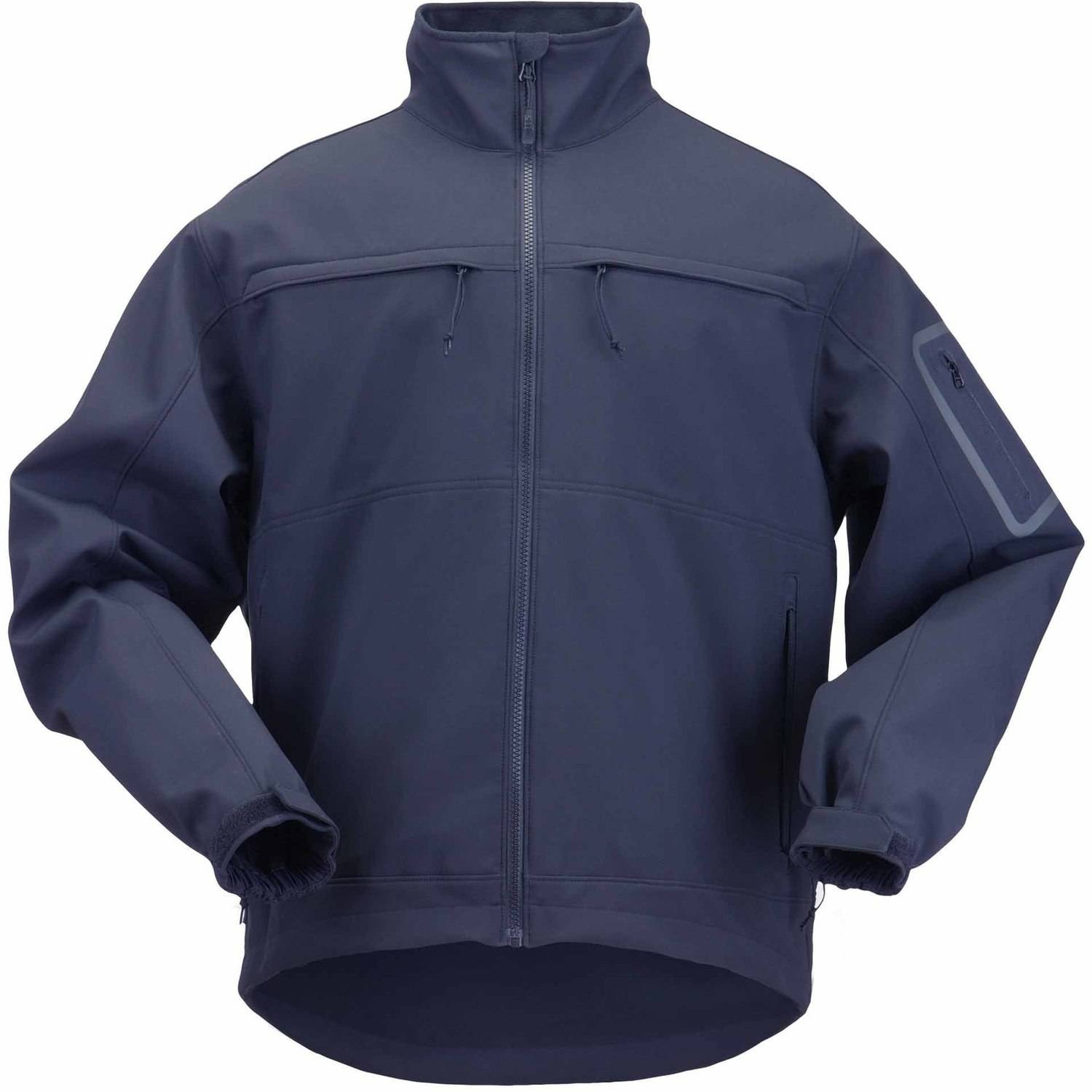 5.11 Tactical Chameleon Softshell Jacket, Dark Navy