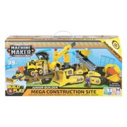 Machine Maker Junior Builder 39-Piece Construction Set