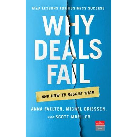 Why Deals Fail : And How to Rescue Them (Examples Of Failed Mergers And Acquisitions In India)