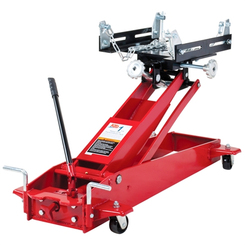ATD 7436 1-Ton Low Lift Hydraulic Transmission Jack