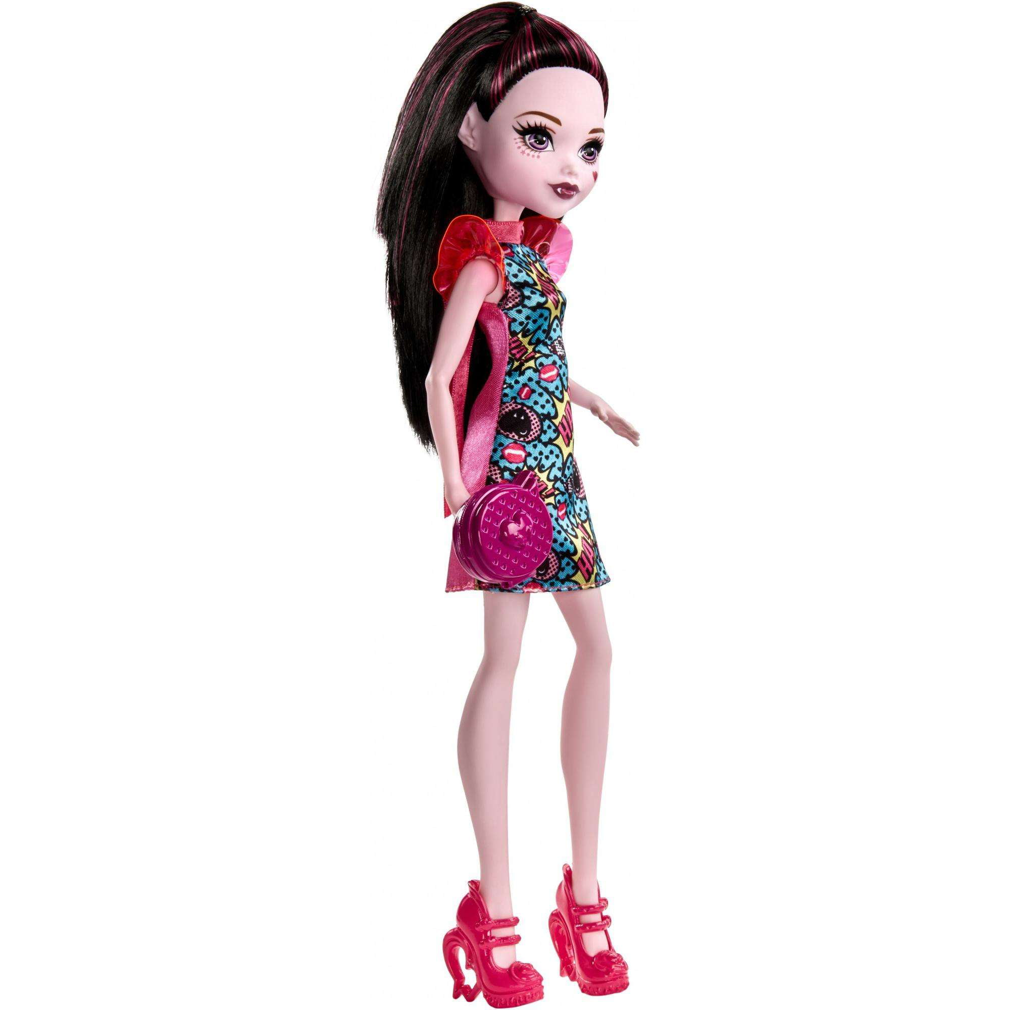 Monster High Draculaura Doll by Supplier Generic