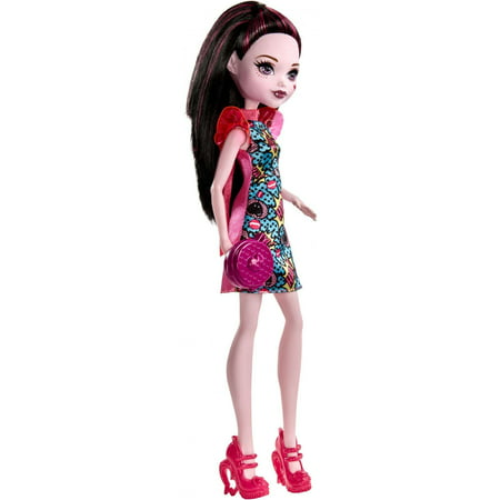 Monster High Draculaura Doll](Monster High New Girls)