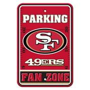 NFL San Francisco 49ers Parking Sign