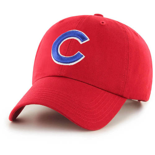 MLB Chicago Cubs Clean Up Cap/Hat by Fan Favorite
