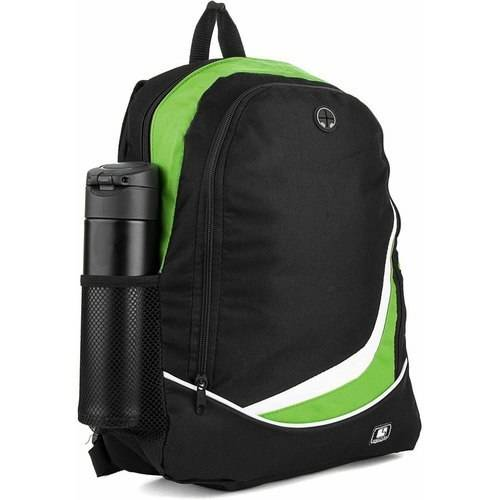 Nylon Lightweight Multi-purpose School / Fitness / Athletic / Travel Backpack fits laptops and notebooks up to 15, 15.6 inches