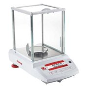 OHAUS PA84 Analytical Balance Scale, 85g, Backlit LCD