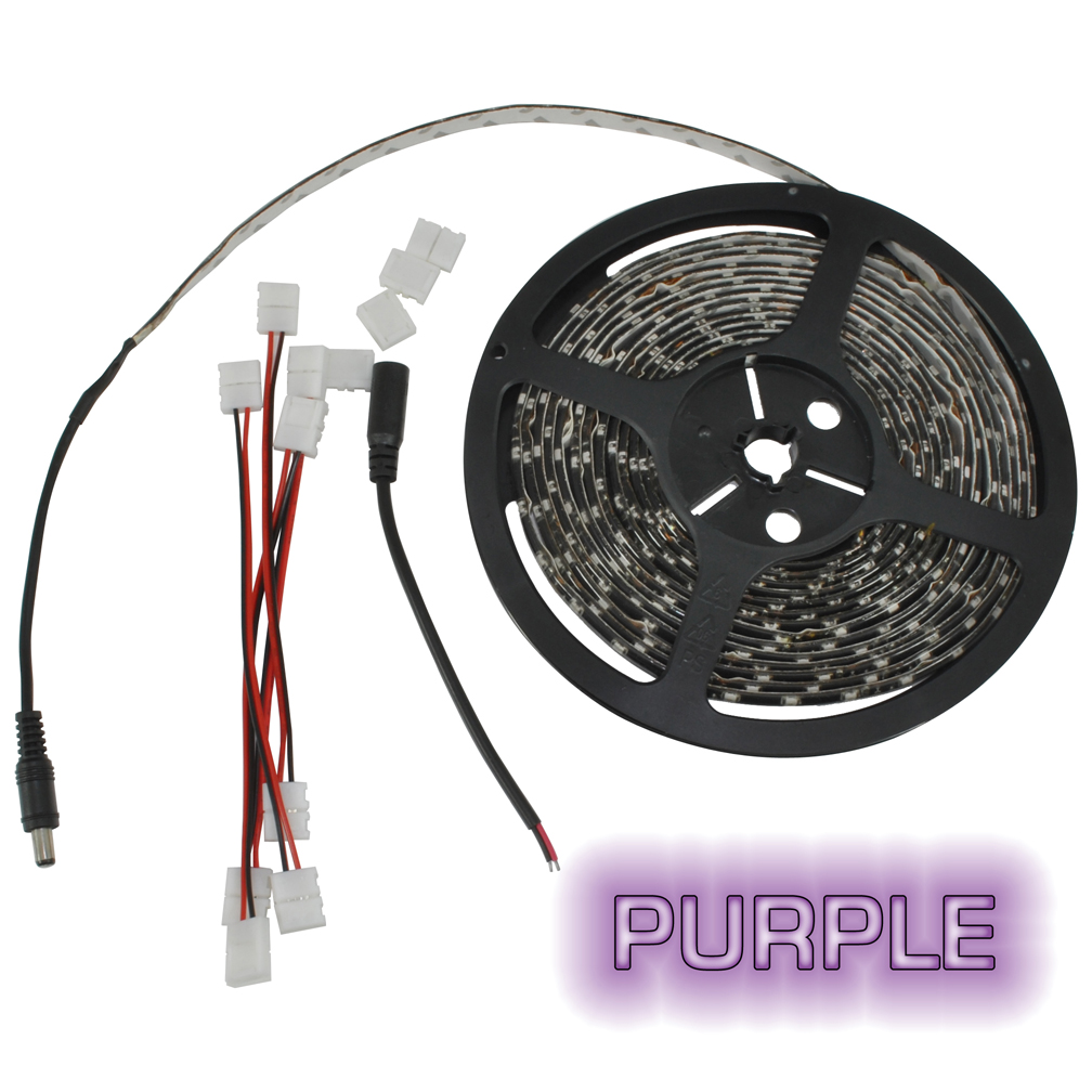 Pipedream 16ft Roll Flexible LED Strip Purple