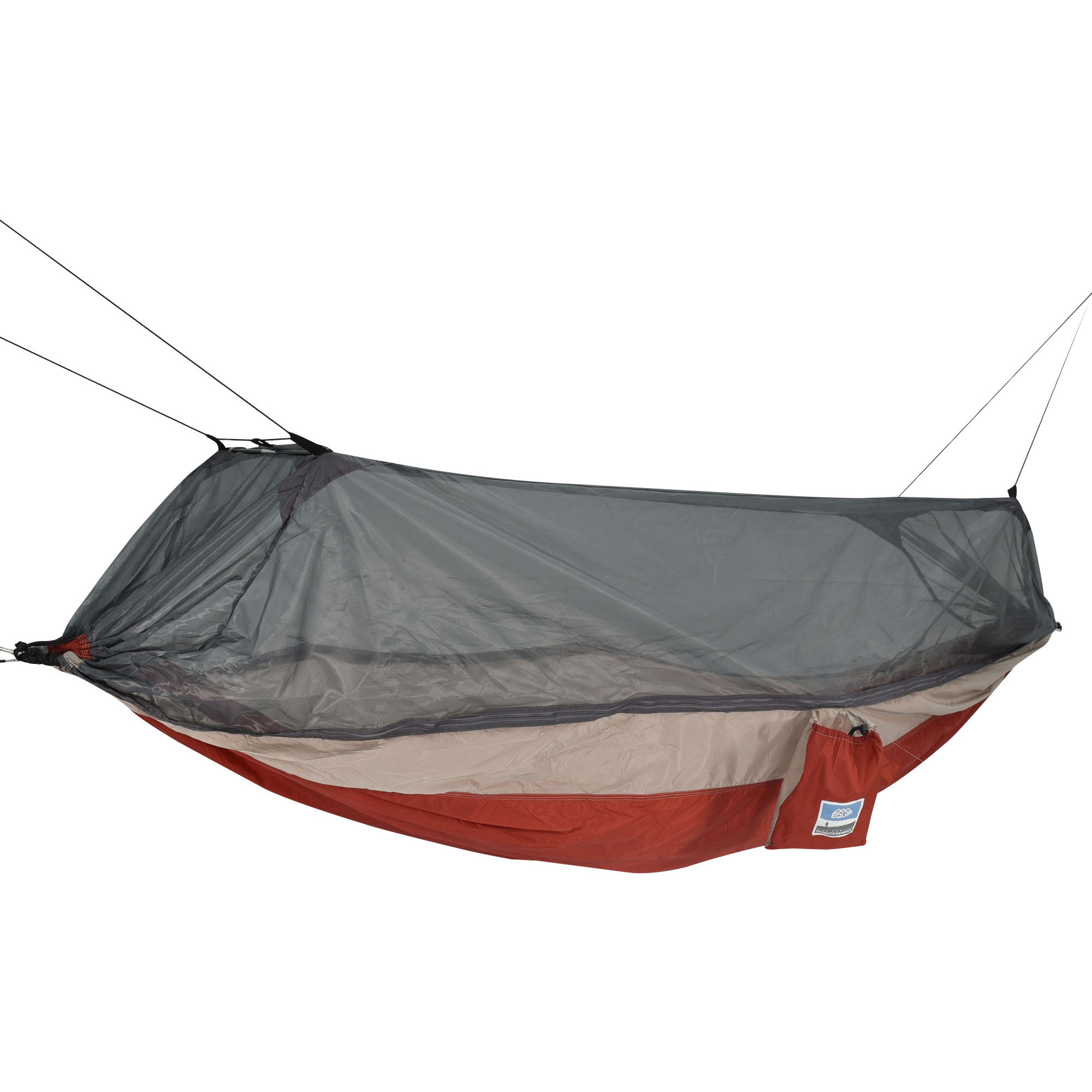 Equip 1-Person Mosquito Hammock with Hanging Kit by Generic