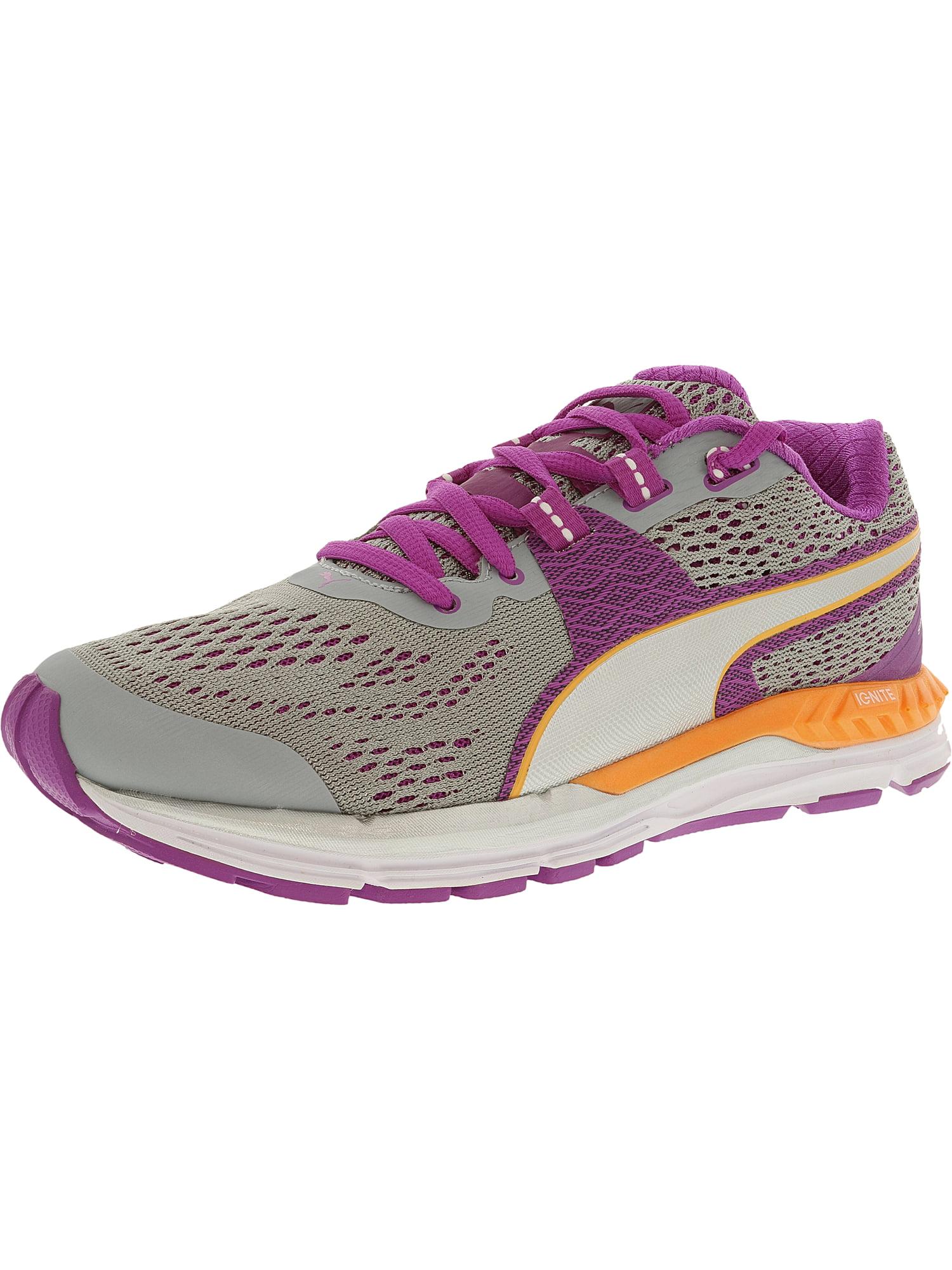 5m Running Glosharp 9 Puma Men's 600 High Pink Greenwhite Ankle Shoe Speed Ignite XZiPku