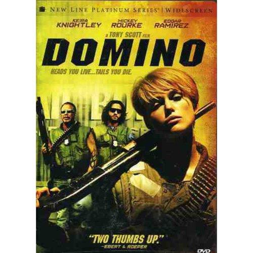 DOMINO (DVD/WS-2.40/16:9 TRANSFER/ENG-FR SUB)