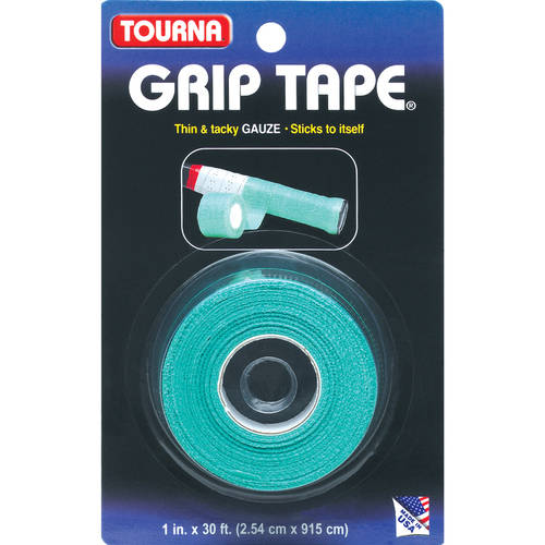 Tourna Gauze Grip Tape For Tennis, Racquetball, Squash, Baseball and More