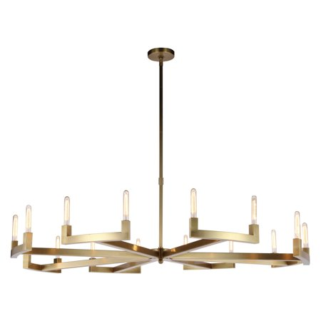 - Urban Classic Corsica Collection 72 in. Chandelier