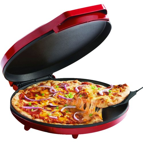 Betty Crocker Pizza Maker, Red
