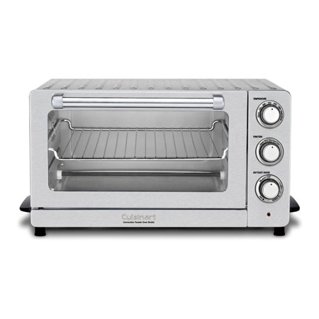 Cuisinart Toaster Oven Broiler w/ Convection - Stainless Steel (Refurbished)