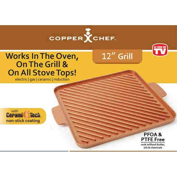 Copper Chef Grillpan Walmart Com Walmart Com