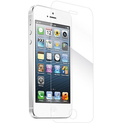 V7 Shatter-Proof Tempered Glass Screen Protector for Apple iPhone 5SE/5s