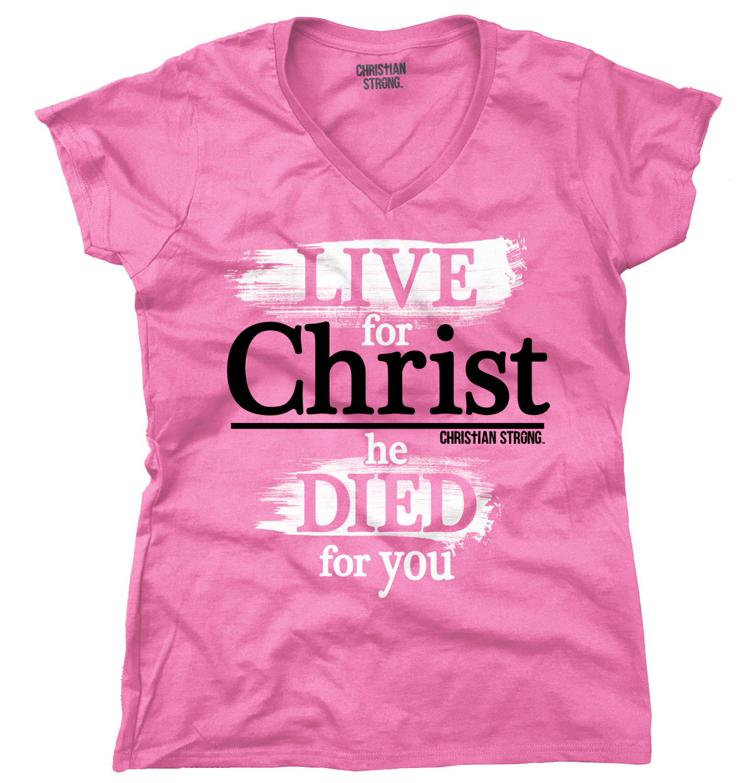 Christian T Shirt | Living Christ Jesus Storybook Bible Faith Junior ...