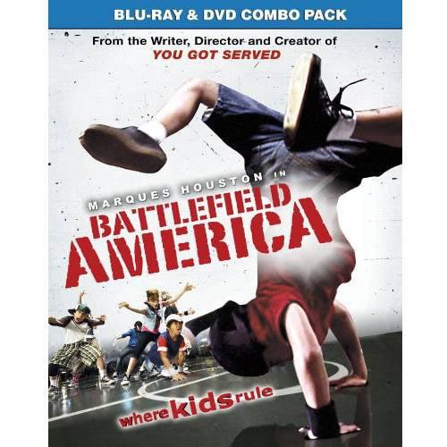 Battlefield America (Blu-ray + DVD) (Widescreen)