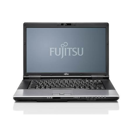 Refurbished FUJITSU LIFEBOOK E752, Grade A, 15.6-inch, CI7-3540M 3.0G, 8G DDR3 RAM, 512G SSD, DVD, VGA, DisplayPort, USB, WIFI, Windows 10 Home 64 Bit-Multi-Language, 1 Year