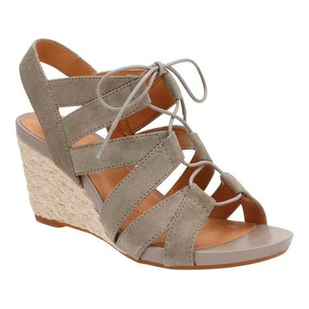 Acina Chester Strappy Wedge
