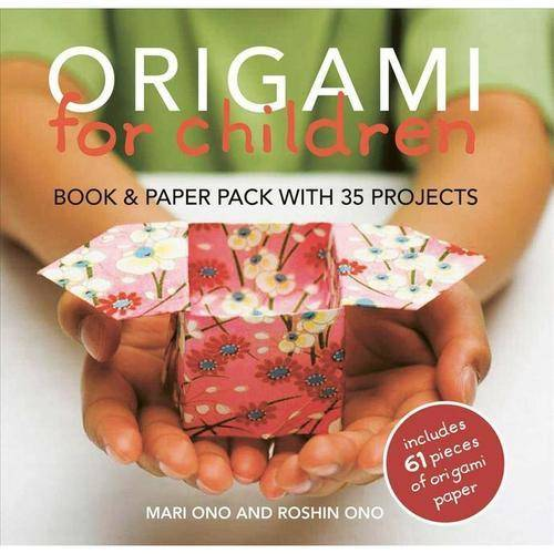 Origami for Children: 35 Easy-to-follow Step-by-step Projects