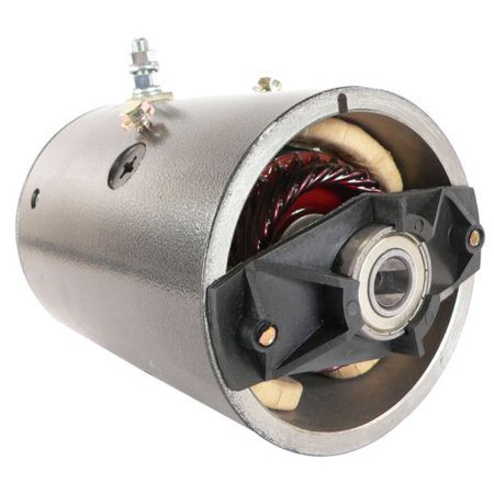 DB Electrical LPL0075 New Pump Motor For Monarch Tommy Lift - Double Ball Bearing, Thieman Eastern Mite, MUE6107 W-9993D W8993 W-8992 MHN4001 MHN4003 MHN4005 MHN4006 MUE6107 MUE6112 46-948 540-003