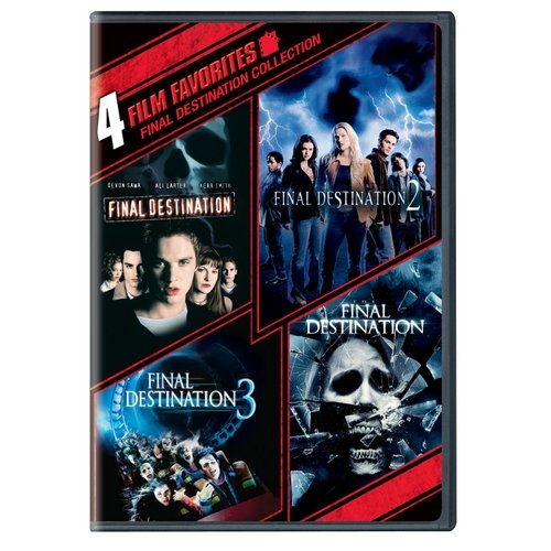 Final Destination Collection: 4 Film Favorites (Widescreen)