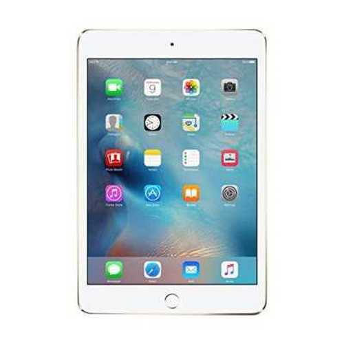 Refurbished Apple iPad Mini 4 MK6L2LL/A 7.9-Inch, 16GB, Wi-Fi, iOS 9, Gold