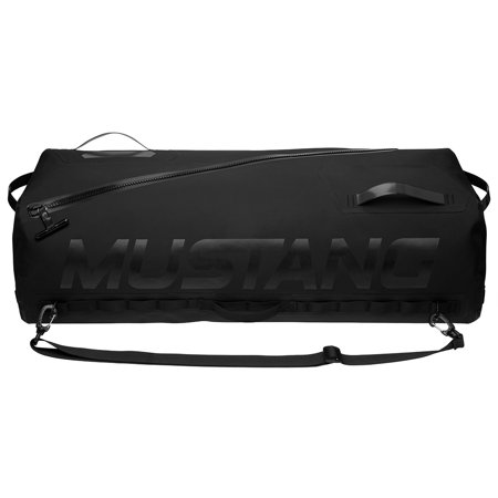 MUSTANG GREENWATER 65 LITER WATERPROOF DECK BAG BLACK