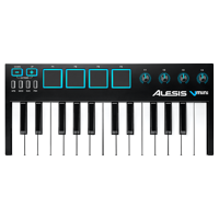 Alesis V Mini Portable 25-Key USB MIDI Controller