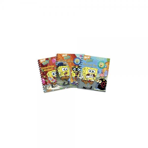 Story Reader Spongebob Grand Prize Winner Storybook /& Cartridge..FREE SHIPPING