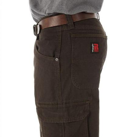 Wrangler Workwear 3W060 Ranger Pant-Dark Brown-42-32 (Ranger Jeans)