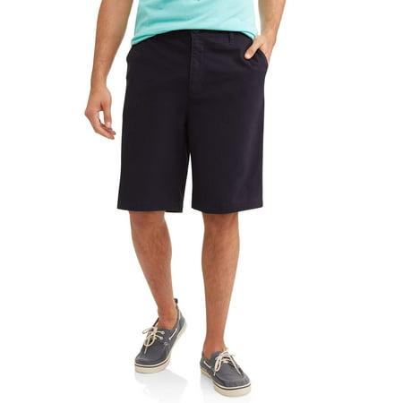 Caribbean Joe Mens Club Dye Twill Shorts (Twill Club Shorts)