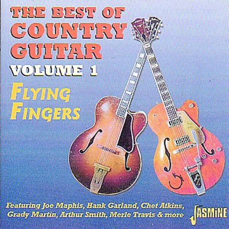 Vol. 1-Best of Country Guitar