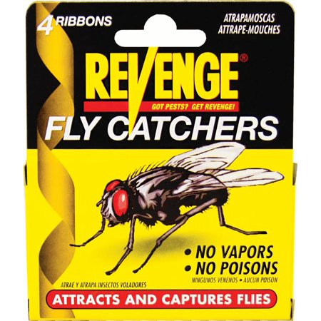 REVENGE FLY CATCHER 24 CT.
