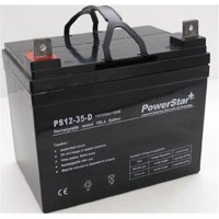 PowerStar agm1235-1115 Battery 2 Year Warranty For John Deere Lawn tractor & Riding Mower 108