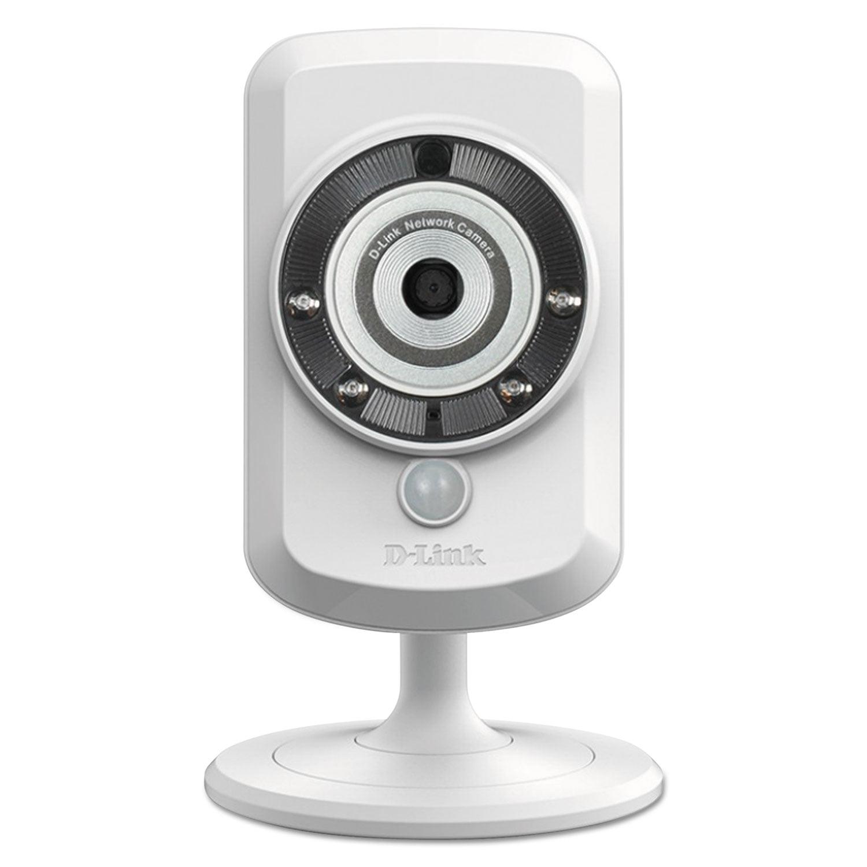 D-LINK mydlink Record & Playback Wi-Fri Camera