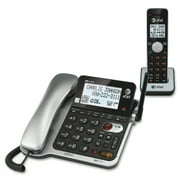 AT&T Expandable Corded/Cordless Phone with Answering System & Caller ID/Call Waiting, CL84102 DECT 6.0