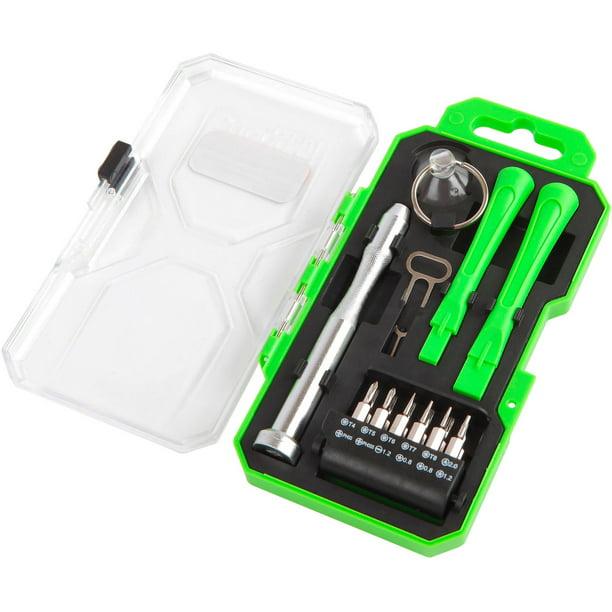 Samsung iPartsBuy Repair Tool Kit 39 in 1 Professional Multi-Purpose Repair Tool Set for iPhone Xiaomi and More Phones