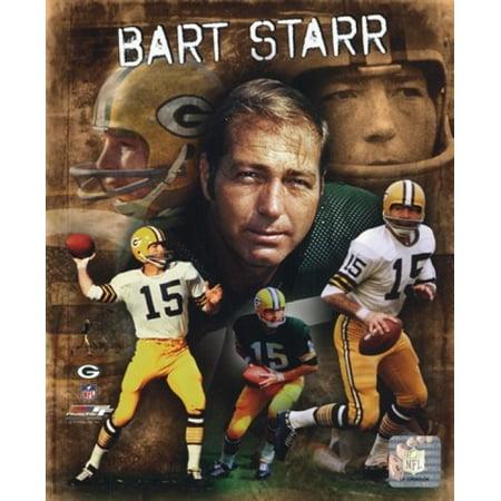 Bart Starr 2010 Portrait Plus Sports Photo