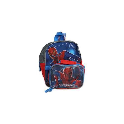 DDI 1457271 12 inch Spiderman Backpack & Utility Lunch Bag Case Of 24