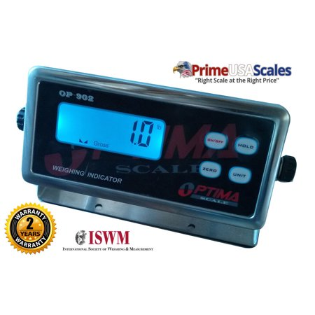 Optima OP-902 Scale Indicator Scale Display Weighing Indicator