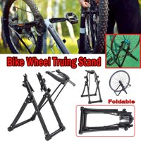 Bicycle Wheel Truing Stand,Ymiko Bike Bicycle Wheel Truing Stand Maintenance Cycling Accessory Parts