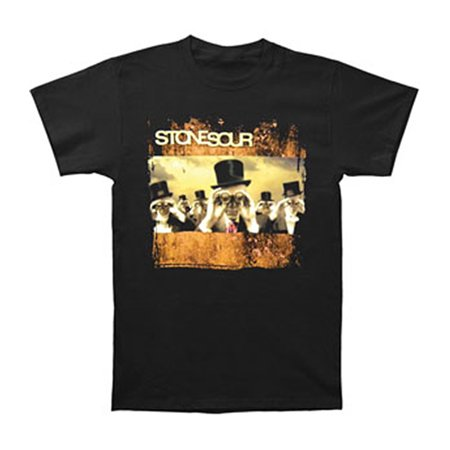 Stone Sour Men's  Album T-shirt (Stone Sour T-shirts)
