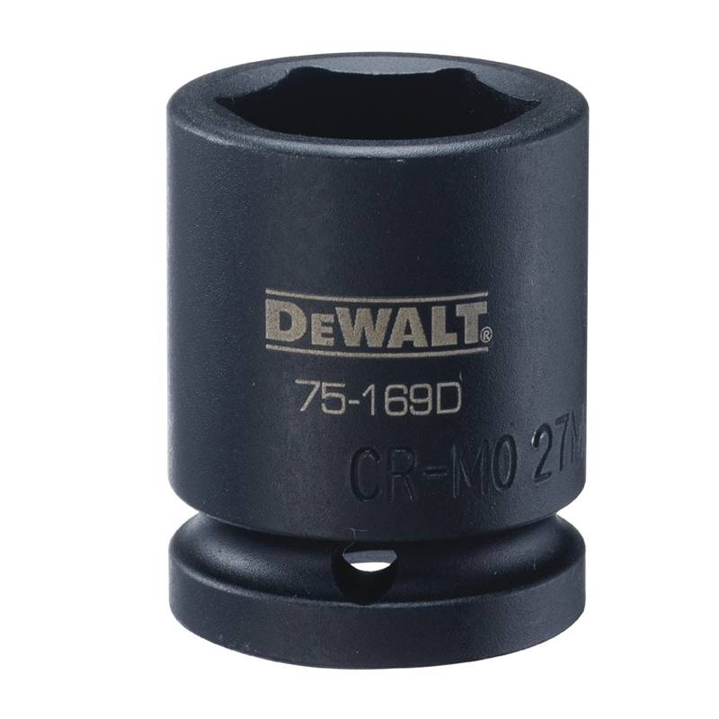 SOCKET 3/4 DRIVE 27MM IMPACT