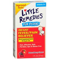 Little Fevers Infant Fever/Pain Reliever Berry Flavor - 2 oz