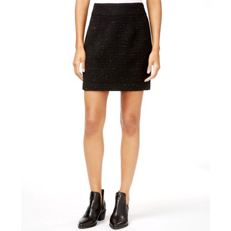 $49.5 NEW 10979 Textured Metallic Tweed Mini Womens Skirt - Jessica Tweed Skirt